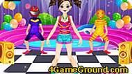 Девочка с танцпола