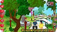 Парк для влюблённых