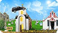 Гонка на кладбище