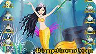 Игра Принцесса-русалочка