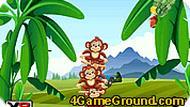 Бананы для обезьян