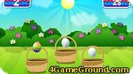 Цветное яйцо