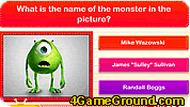 Тест про монстров