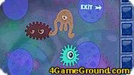 Маленькая бактерия