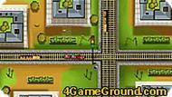 Железнодорожная игра