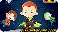 Мальчик супер-герой