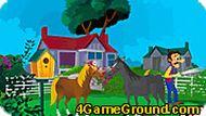 Влюблённые лошади