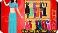 Индийский наряд