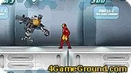 Железный Человек и роботы