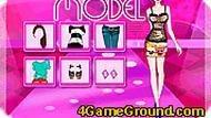 Девушка-модель