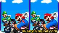 Игра с супер Марио