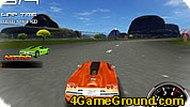 Супер 3D гонка