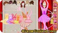 Девушка-балерина