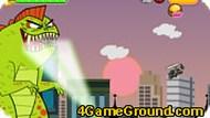 Игра Большой динозавр