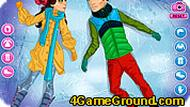 Одежда для снега