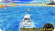 Игра Гонка на лодке