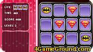 Игра Супермен и Бэтмен