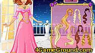 Барби супер принцесса
