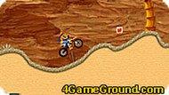 Пустыня для гонок