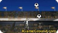 Футбольные прыжки