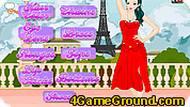 Парижская красавица