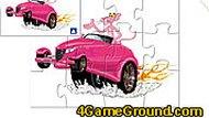 Игра с розовой пантерой