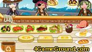 Пиратский ресторан