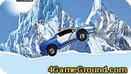 Игра Погоня по снегу