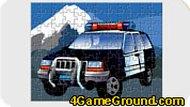 Игра Полицейский пазл