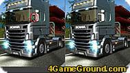 Игра с грузовиками
