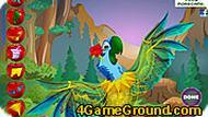 Попугай Рио
