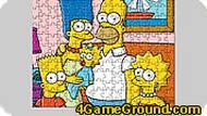 Игра Семейка Симпсонов