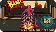 Игра Тренировка Человека-паука