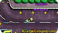 Игра Губка Боб в гонке