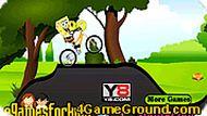 Игра Велосипед для Спанч Боба