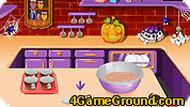 Игра Хэллоуин-конфеты
