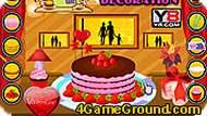 Игра Клубничный тортик