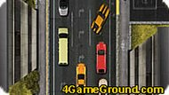 Игра Водитель в пробке