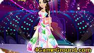 Игра Экстравагантное платье