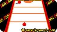 Игра Аэрохоккей и шайба