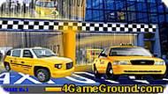 Игра Такси и буквы
