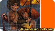 Игра Семейка Крудс 2