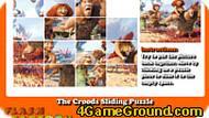 Игра Семейка Крудс: соберите пазл