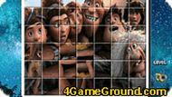 Игра Пещерная Семейка Крудс