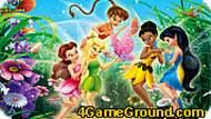 Игра Динь-Динь и её друзья