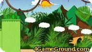 Игра Крошка динозавр