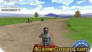 Игра 3D мотоцикл