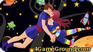 Игра Любовь в космосе