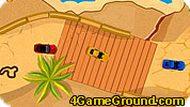 Игра Гонка на острове
