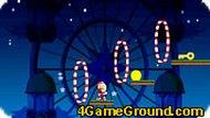 Игра Ультрамен: цирковые трюки